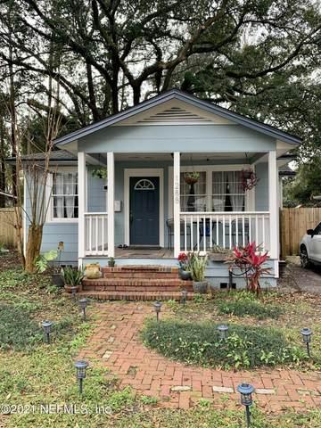 1288 Rensselaer Ave, Jacksonville, FL 32205 (MLS #1091861) :: Ponte Vedra Club Realty