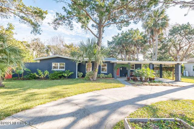 10 Solano Ave, St Augustine, FL 32080 (MLS #1091894) :: Olson & Taylor | RE/MAX Unlimited