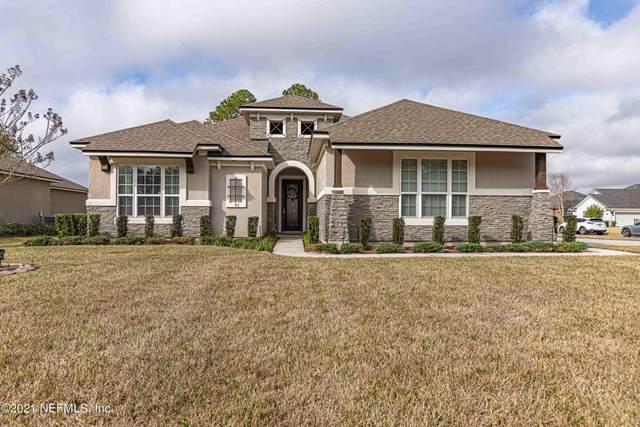 2005 Wedge Ct, GREEN COVE SPRINGS, FL 32043 (MLS #1091937) :: The Coastal Home Group