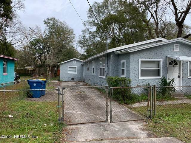 5763 Cooke St, Jacksonville, FL 32208 (MLS #1091948) :: CrossView Realty