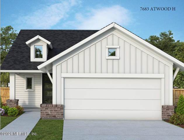 95 Millenia Dr, Ponte Vedra, FL 32081 (MLS #1091982) :: Berkshire Hathaway HomeServices Chaplin Williams Realty