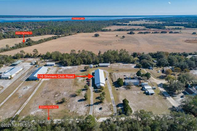 116 Shrine Club Rd, Pomona Park, FL 32181 (MLS #1091993) :: CrossView Realty