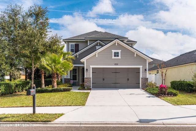 16205 Dowing Creek Dr, Jacksonville, FL 32218 (MLS #1091996) :: The Every Corner Team