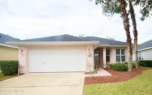 993 Ridgewood Ln, St Augustine, FL 32086 (MLS #1092025) :: The Coastal Home Group