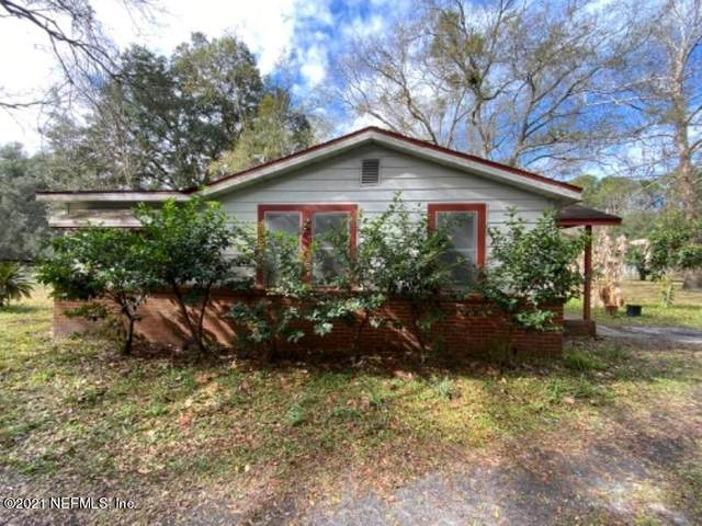 1419 Fred Gray Rd, Jacksonville, FL 32218 (MLS #1092052) :: The Coastal Home Group