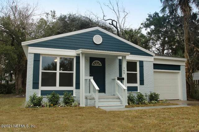 165 Blanco St, St Augustine, FL 32084 (MLS #1092069) :: Noah Bailey Group