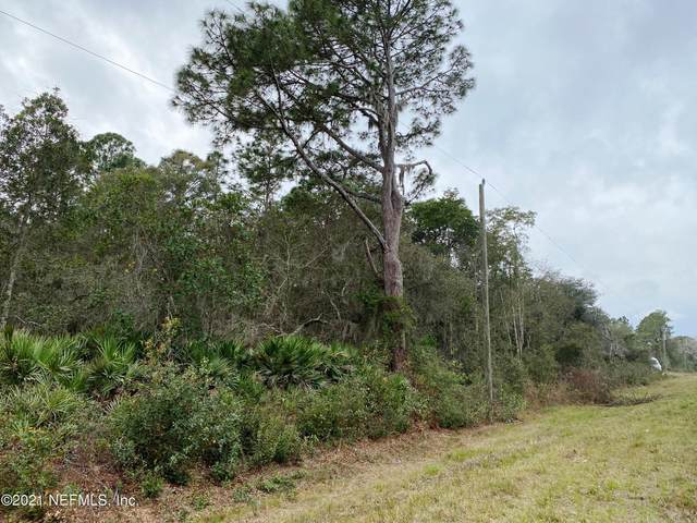 000 Crescent Lake Shore Dr, Crescent City, FL 32112 (MLS #1092082) :: The Newcomer Group