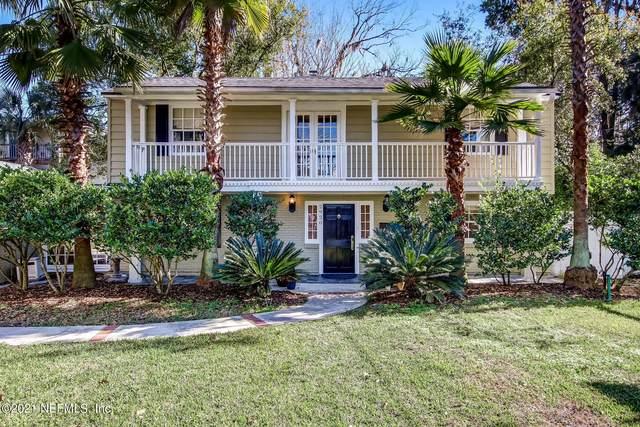2920 Oak St, Jacksonville, FL 32205 (MLS #1092092) :: Ponte Vedra Club Realty