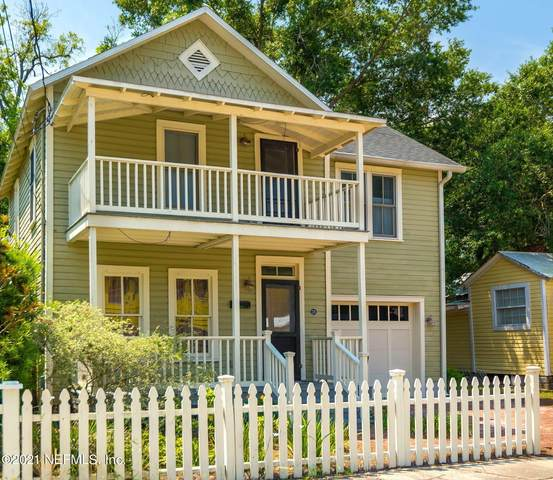 25 Lovett St, St Augustine, FL 32084 (MLS #1092107) :: The Newcomer Group