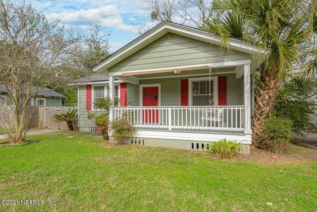 2767 Dellwood Ave, Jacksonville, FL 32205 (MLS #1092135) :: The Hanley Home Team