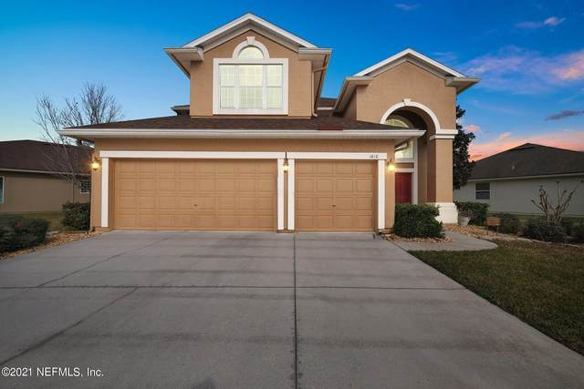 1010 Santa Cruz St, St Augustine, FL 32092 (MLS #1092136) :: Berkshire Hathaway HomeServices Chaplin Williams Realty