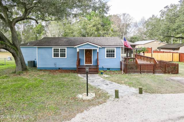 2809 Mandarin Meadows Dr S, Jacksonville, FL 32223 (MLS #1092175) :: Berkshire Hathaway HomeServices Chaplin Williams Realty