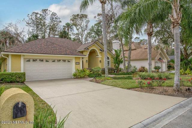 109 Bouganvilla Dr, Ponte Vedra Beach, FL 32082 (MLS #1092244) :: The Hanley Home Team