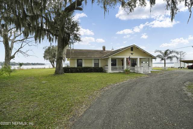 136 Magnolia Ave, Palatka, FL 32177 (MLS #1092255) :: The Every Corner Team