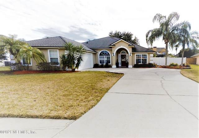 11268 Island Club Ln, Jacksonville, FL 32225 (MLS #1092261) :: The Newcomer Group