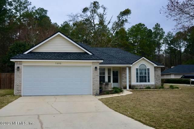 7592 Invermere Blvd N, Jacksonville, FL 32244 (MLS #1092269) :: Berkshire Hathaway HomeServices Chaplin Williams Realty