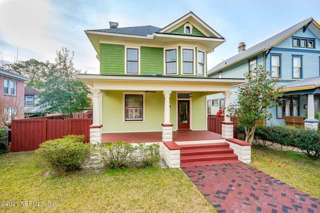 2352 Post St, Jacksonville, FL 32204 (MLS #1092328) :: The Hanley Home Team