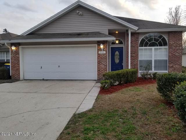 2906 Centerwood Dr N, Jacksonville, FL 32218 (MLS #1092330) :: Oceanic Properties