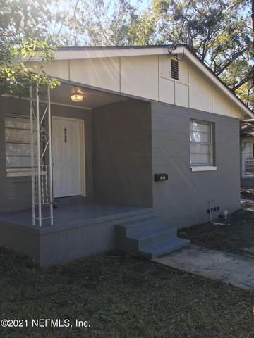 930 W 28TH St, Jacksonville, FL 32209 (MLS #1092370) :: CrossView Realty