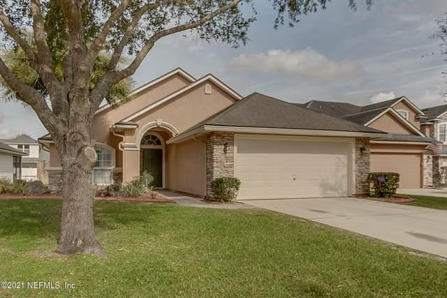 931 Thoroughbred Dr, Orange Park, FL 32065 (MLS #1092419) :: Century 21 St Augustine Properties