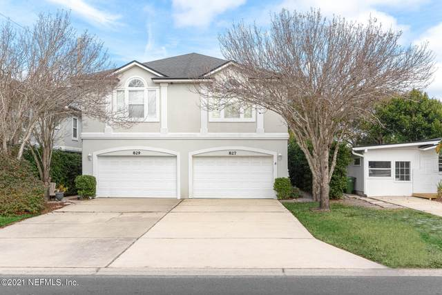 827 10TH Ave S, Jacksonville Beach, FL 32250 (MLS #1092447) :: The Coastal Home Group