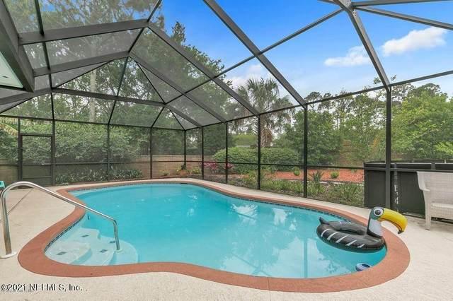 59 Waterbridge Pl, Ponte Vedra Beach, FL 32082 (MLS #1092461) :: Berkshire Hathaway HomeServices Chaplin Williams Realty