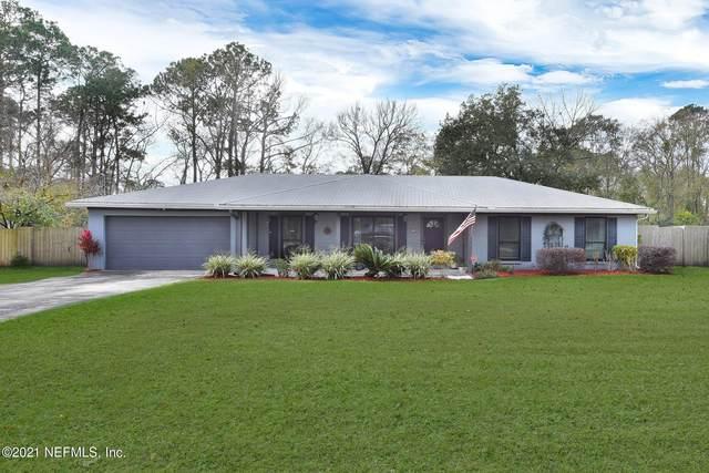 332 W Shores Rd, Fleming Island, FL 32003 (MLS #1092524) :: Oceanic Properties