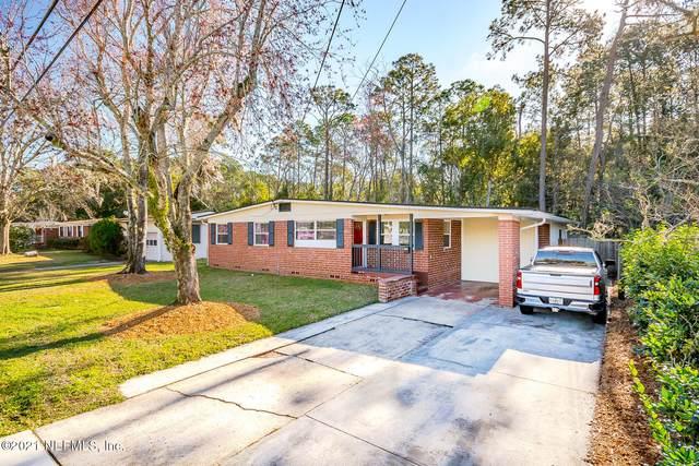 2221 E Rd, Jacksonville, FL 32216 (MLS #1092669) :: Berkshire Hathaway HomeServices Chaplin Williams Realty