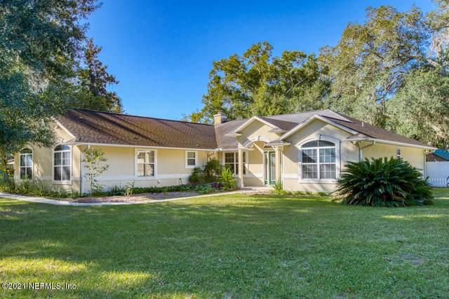407 Horseman Club Rd, Palatka, FL 32177 (MLS #1092675) :: Berkshire Hathaway HomeServices Chaplin Williams Realty
