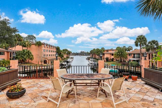 5375 Ortega Farms Blvd #801, Jacksonville, FL 32210 (MLS #1092678) :: The Coastal Home Group