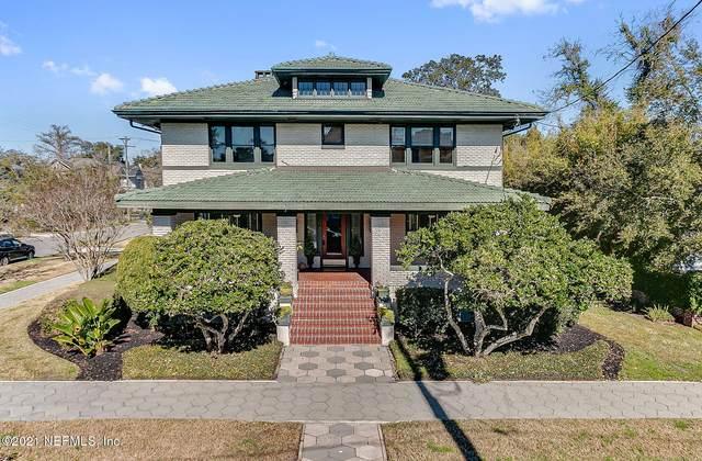 2263 St Johns Ave, Jacksonville, FL 32204 (MLS #1092695) :: EXIT Real Estate Gallery