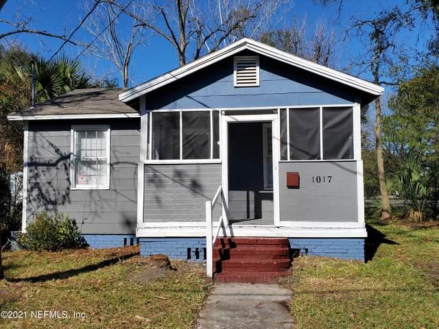 1017 W 31ST St, Jacksonville, FL 32209 (MLS #1092731) :: CrossView Realty