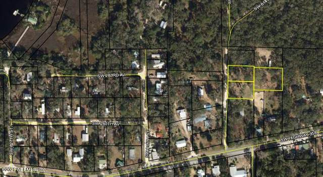 92 SW 814TH St, Steinhatchee, FL 32359 (MLS #1092750) :: Oceanic Properties
