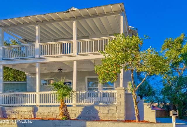 604 W King St, St Augustine, FL 32084 (MLS #1092777) :: The Newcomer Group