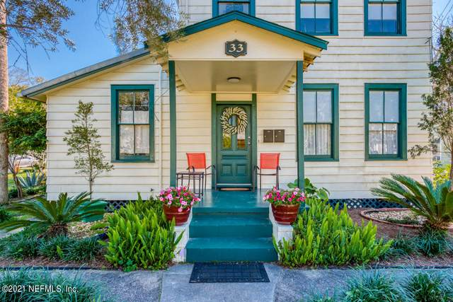 33 Grove Ave, St Augustine, FL 32084 (MLS #1092867) :: Century 21 St Augustine Properties