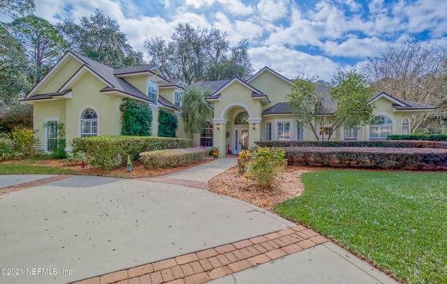 3316 E Heritage Cove Dr, St Augustine, FL 32092 (MLS #1092893) :: Military Realty