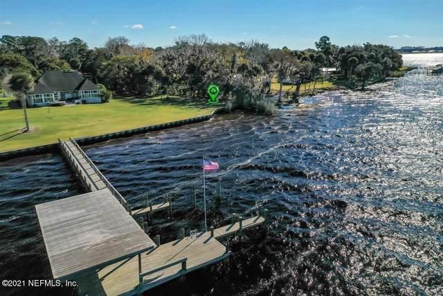 121 Pearce Ln, East Palatka, FL 32131 (MLS #1092967) :: CrossView Realty