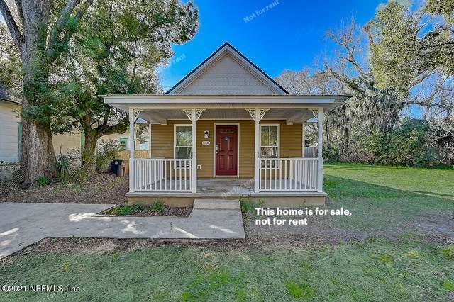 1308 Tyler St, Jacksonville, FL 32209 (MLS #1092997) :: Berkshire Hathaway HomeServices Chaplin Williams Realty