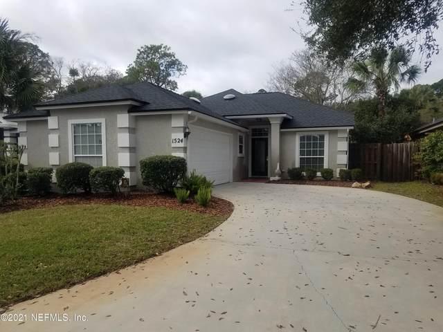 1524 Linkside Dr, Atlantic Beach, FL 32233 (MLS #1092999) :: EXIT Real Estate Gallery