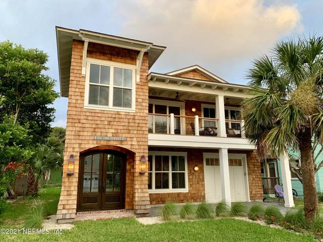 816 2ND St, Neptune Beach, FL 32266 (MLS #1093018) :: Berkshire Hathaway HomeServices Chaplin Williams Realty