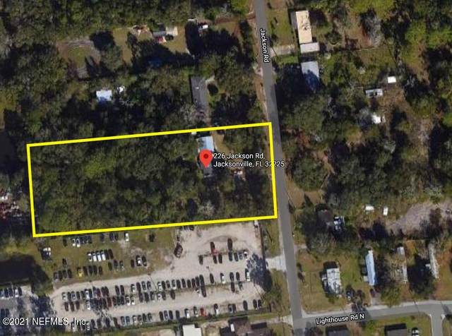 226 Jackson Rd, Jacksonville, FL 32225 (MLS #1093019) :: Berkshire Hathaway HomeServices Chaplin Williams Realty