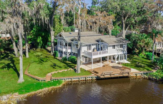 904 Greenridge Rd, Jacksonville, FL 32207 (MLS #1093061) :: The Hanley Home Team