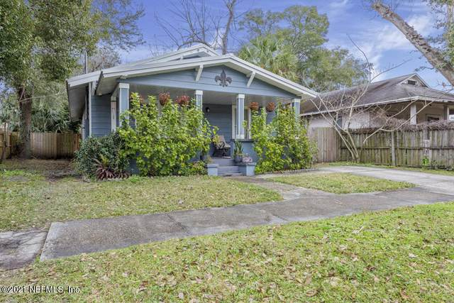 1439 Dancy St, Jacksonville, FL 32205 (MLS #1093117) :: CrossView Realty