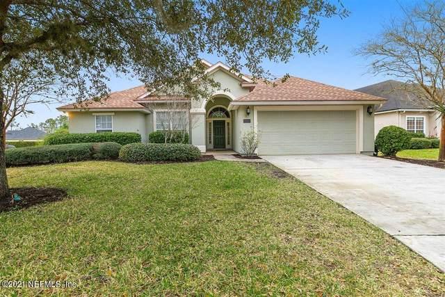 900 E Terranova Way, St Augustine, FL 32092 (MLS #1093171) :: The Coastal Home Group