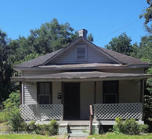 1429 E 14TH St, Jacksonville, FL 32206 (MLS #1093178) :: Engel & Völkers Jacksonville