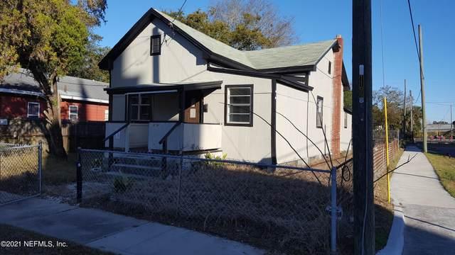 1185 E 16TH St, Jacksonville, FL 32206 (MLS #1093183) :: The Coastal Home Group