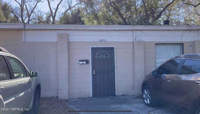 2470 Vernon St, Jacksonville, FL 32209 (MLS #1093195) :: CrossView Realty