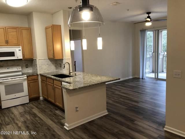 8601 Beach Blvd #1205, Jacksonville, FL 32216 (MLS #1093206) :: The Newcomer Group