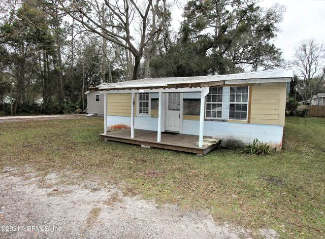 143 Smith St, St Augustine, FL 32084 (MLS #1093227) :: The Coastal Home Group