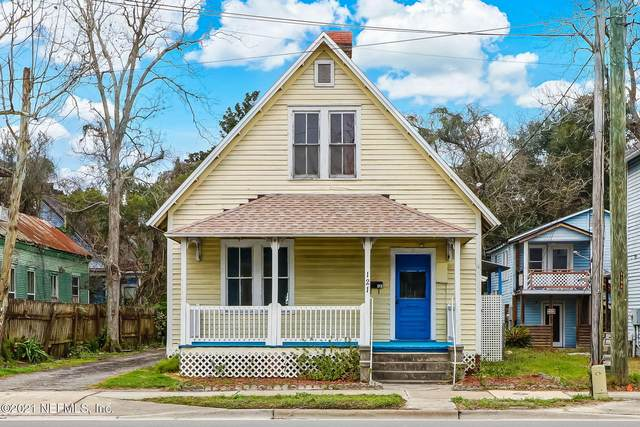 121 S 8TH St, Fernandina Beach, FL 32034 (MLS #1093249) :: The Impact Group with Momentum Realty